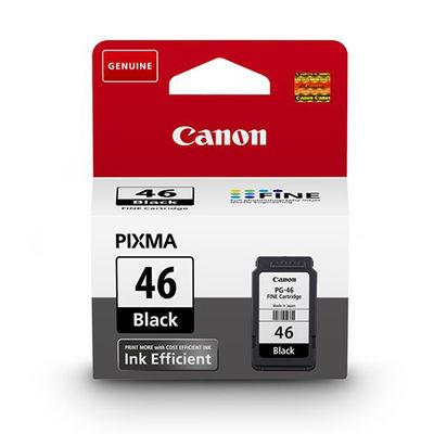 CANON PG-46 Siyah Mürekkep Kartuş E404/E464/E484