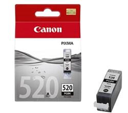CANON - Canon PGI-520BK Black Siyah Mürekkep Kartuş MP540-550-620 MX860-870