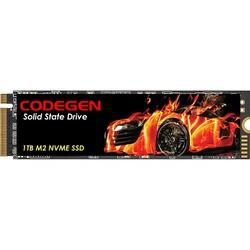 CODEGEN - CODEGEN CDG-1TB-NVME 1TB 2000- 1000MB-s M2 PCIe NVME Disk