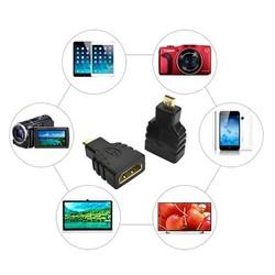 CODEGEN CDG-CNV30 Micro HDMI HDMI Görüntü Adaptörü Siyah - Thumbnail