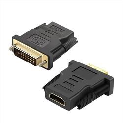 CODEGEN - CODEGEN CDG-CNV37 DVI (24+1) HDMI Görüntü Adaptörü Siyah