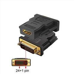 CODEGEN CDG-CNV37 DVI (24+1) HDMI Görüntü Adaptörü Siyah - Thumbnail