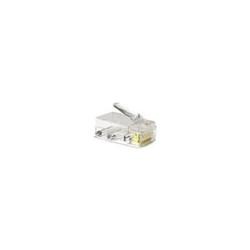 CODEGEN - CODEGEN COD645 CAT-6 UTP 100 Adet Rj45 Konnektör ALTIN KAPLAMA