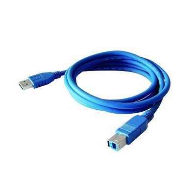 CODEGEN CPM23 3M (AM/BM) USB 3.0 Mavi Yazıcı Bağlantı Kablosu
