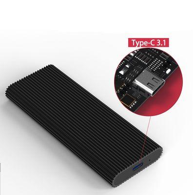 CODEGEN M2 Type-C CDG-SSD-15BC M2 Sata Alüminyum Harddisk Kutusu Siyah