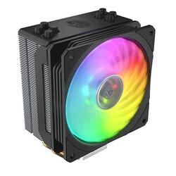 COOLERMASTER - COOLERMASTER 120mm HYPER 212 SPECTRUM RGB RR-212A-20PD-R1 RGB HAVA SOĞUTMALI İŞLEMCİ FANI 1X FANLI