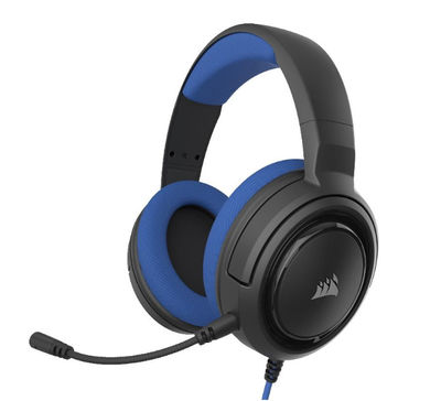 CORSAIR CA-9011196-EU HS35 STEREO GAMING HEADSET BLUE