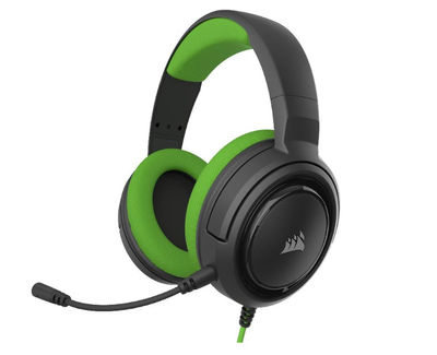 CORSAIR CA-9011197-EU HS35 STEREO GAMING HEADSET GREEN