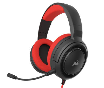 CORSAIR CA-9011198-EU HS35 STEREO GAMING HEADSET RED