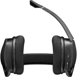 CORSAIR CA-9011201-EU VOID ELITE RGB DOLBY 7.1 KABLOSUZ GAMING HEADSET CARBON - Thumbnail