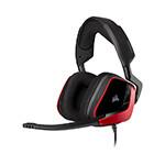 CORSAIR - CORSAIR CA-9011206-EU VOID ELITE SURROUND Premium Gaming Headset with 7.1 Surround Sound — Cherry