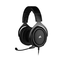 CORSAIR - CORSAIR CA-9011215-EU HS50 PRO STEREO OYUNCU KULAKLIGI SIYAH (PC PS4 XBOX ONE NINTENDO SWITCH U