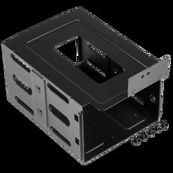CORSAIR - CORSAIR CC-8900318 Carbide SPEC-DELTA RGB HDD Cage, Black