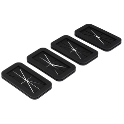 CORSAIR - CORSAIR CC-8900321 Carbide SPEC-DELTA RGB Cable Routing Grommets, Black