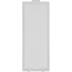 CORSAIR - CORSAIR CC-8900449 iCUE 4000X-4000D-4000D Airflow Front Magnetic Dust Filter, White