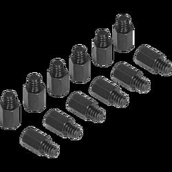 CORSAIR - CORSAIR CC-8900471 iCUE 4000X-4000D-4000D Airflow Motherboard Standoffs