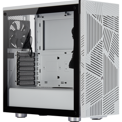 CORSAIR - CORSAIR CC-9011182-WW 275R AIRFLOW TAMPERLİ MID-TOWER GAMING CASE BEYAZ