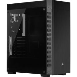 CORSAIR - CORSAIR CC-9011183-WW 110R TAMPERLİ MID-TOWER ATX KASA SİYAH