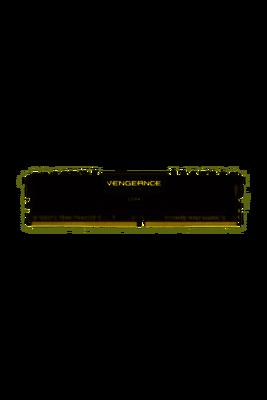 CORSAIR CMK16GX4M2Z3600C18 16GB (2X8GB) DDR4 3600MHz C18 VENGEANCE LPX BLACK DIMM BELLEK