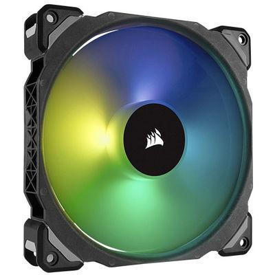 CORSAIR CO-9050077-WW ML140 Pro 140MM 400-1200 Rpm Manyetik Levitasyon RGB LED Kasa Fanı