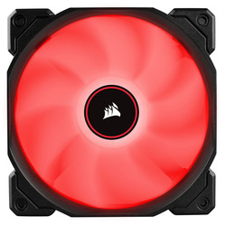 CORSAIR - CORSAIR CO-9050083-WW AF120 LED 120mm RED TRIPLE FAN RED