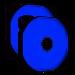 CORSAIR - CORSAIR CO-9050090-WW AF140 140 MM MAVI LED DUSUK GURULTULU FAN 2 LI PAKET