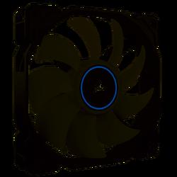 CORSAIR CO-9050090-WW AF140 140 MM MAVI LED DUSUK GURULTULU FAN 2 LI PAKET - Thumbnail