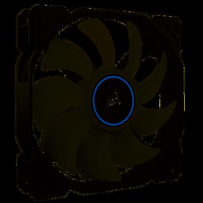 CORSAIR CO-9050090-WW AF140 140 MM MAVI LED DUSUK GURULTULU FAN 2 LI PAKET