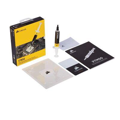 Corsair CT-9010002-WW XTM50 High Performance Thermal Paste Kit, 5 grams