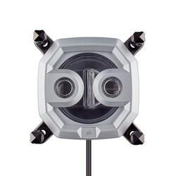 CORSAIR - CORSAIR CX-9010010-WW CPU WATERBLOCK XC9 RGB (2066-sTRX4) — Silver