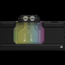 CORSAIR - CORSAIR CX-9020015-WW Hydro X Series XG7 RGB 30-SERIES REFERENCE GPU Water Block (3090, 3080)GPU Water Block (3090, 3080, 3070)