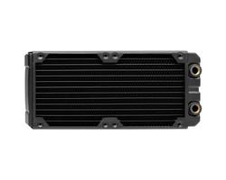 CORSAIR - Corsair CX-9030004-WW Radiator, XR7 240 (2x120mm radiator; 54mm thick), A thick type 240mm rad