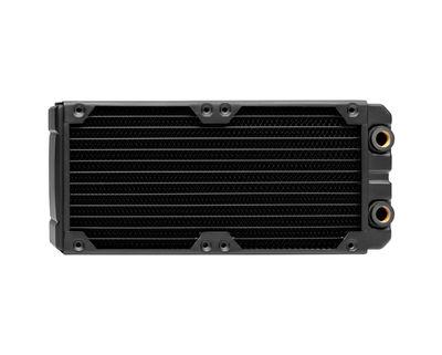 Corsair CX-9030004-WW Radiator, XR7 240 (2x120mm radiator; 54mm thick), A thick type 240mm rad