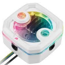 CORSAIR - CORSAIR CX-9040001-WW Pump Res Unit XD3 RGB WHITE