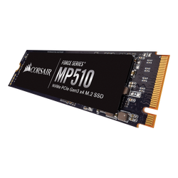 CORSAIR - Corsair MP510 240 GB Read:3100MB/sn Write:1050MB/sn NVMe PCIe M.2 SSD (CSSD-F240GBMP510)
