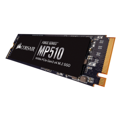 Corsair MP510 240 GB Read:3100MB/sn Write:1050MB/sn NVMe PCIe M.2 SSD (CSSD-F240GBMP510)