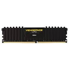 CORSAIR - CORSAIR RAM -CMH16GX4M2E3200C16 VENGEANCE RGB PRO SL 16GB (2x8GB) DDR4 DRAM 3200MHz C16 Memory Kit – Black
