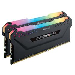 CORSAIR VENGEANCE RGB PRO 16GB (2x8GB) 3200Mhz DDR4 Soğutuculu CL16 Pc Ram CMW16GX4M2C3200C16 - Thumbnail