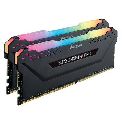 CORSAIR VENGEANCE RGB PRO 16GB (2x8GB) 3200Mhz DDR4 Soğutuculu CL16 Pc Ram CMW16GX4M2C3200C16