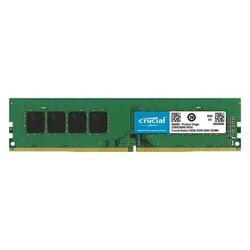 CRUCIAL - CRUCIAL CRUCIAL 16GB 2666 MHZ DDR4 UDIMM (CB16GU2666)