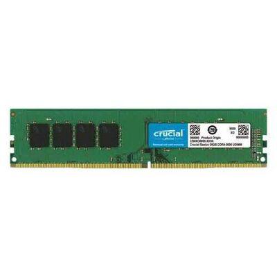CRUCIAL CRUCIAL 16GB 2666 MHZ DDR4 UDIMM (CB16GU2666)