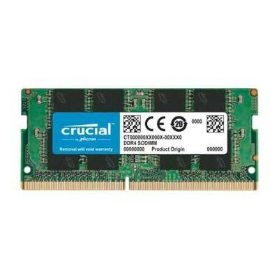 CRUCIAL CRUCIAL 8GB 2666MHZ DDR4 SODIMM (CB8GS2666)