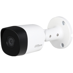 DAHUA - DAHUA COOPER (HAC-B2A21-0360B) 1/2.7 2MP 3.6MM LENS 1080P HDCVI 4IN1 IP67 METAL IR BULLET KAM. 20MT.
