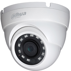 DAHUA - DAHUA (HAC-HDW2241M-0280B) 1-2.8 2MP 2.8MM IP67 1080P HDCVI 4IN1 IR DOME STARLIGHT KAMERA-30MT.