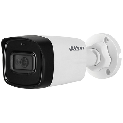 DAHUA HAC-HFW1200TL-A-0360B 1/2.7 2MP 3.6MM LENS 1080P HDCVI 4IN1 IP67 METAL IR BULLET KAMERA-80MT.