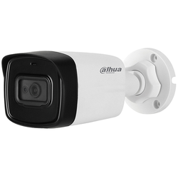 DAHUA - DAHUA HAC-HFW1230TL-A-0360B 1/2.8 2MP 3.6MM 1080P HDCVI 4IN1 IP67 METAL IR BULLET KAMERA-80MT.