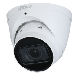 DAHUA - DAHUA (IPC-HDW2231T-ZS-27135-S2) 1-2.8 CMOS 2MP 2.7-13.5MM IP67 POE METAL IP DOME KAMERA-40MT.