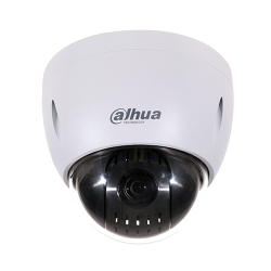 DAHUA - DAHUA (SD42212T-HN) 1/2.8 CMOS 2MP 5.3-64MM 12X OPTİK WDR,IVS,IP66,IK10 METAL KASA IR PTZ IP KAMERA