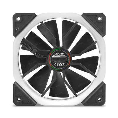 Dark 120mm Dual Ring Addressable RGB Fan (6pin bağlantı)
