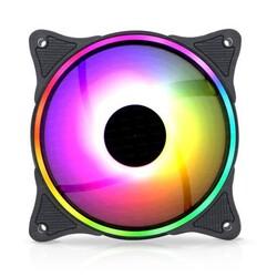 DARK - Dark 12cm Addressable RGB Twister Fan (3pin+3pin)